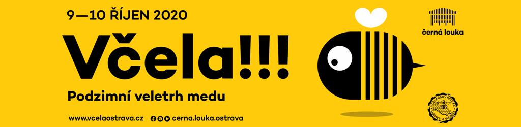 Včela!!! Ostrava 2020
